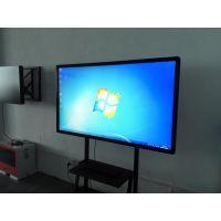 厂家直销 100寸触摸一体机 100寸电视电脑一体机 双系统电子白板