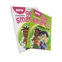 升级版New Get Smart 原版进口带电子白板课件小学英语培训教材新品