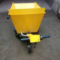 建筑电动手推车 混凝土砂石料手推车 工地专用小推车