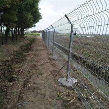 圈地防护网 折弯护栏 铁丝网厂家