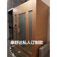 上海汗蒸房定制ksd-T206终身质保+终身维护 康舒达汗蒸房厂家