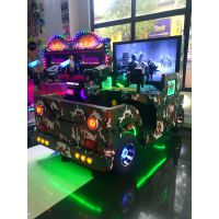 肯琰优室内游乐园电玩设备动感枪机吉普车