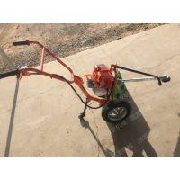 牧草专用收割机 软管式背挂割草机 绿化环保除草机