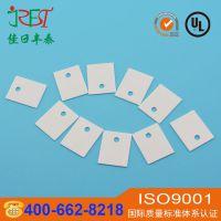 氧化铝陶瓷片 电源电子导热陶瓷散热片 耐磨陶瓷基板基片绝缘垫片
