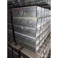 天津大口径方管厚壁镀锌Q345B方管