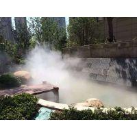 西安高压冷雾设备特点 凯普威景观造雾设备都用在哪些地方