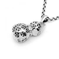 亚西亚珠宝【批发零售】-葫芦泰银吊坠,银饰批发,纯银批发