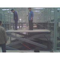 济宁车间固定式升降台 剪叉式升降平台 货物举升机