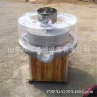 纯手工豆腐豆浆石磨机 商用大型原味石磨豆浆 米浆专用电动石磨机