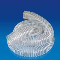 深圳批量供应PVC软管透明伸缩钢丝软管工业吸尘风管
