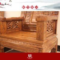 大古树刺猬紫檀吉象如意沙发组合价格【中式客厅家具系列】红木家具订制