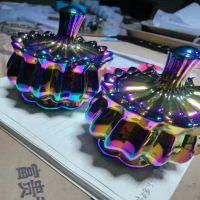 玻璃工艺品真空电镀加工、真空镀膜加工、PVD镀膜、纳米涂层交期短、扑克房app实业