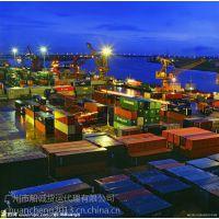 广东深圳到山东东营内贸海运公司,海运到门订舱咨询