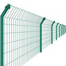 光伏电站场区钢丝网围栏厂家-优盾防护网 围墙铁丝网护栏双边丝护栏