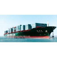 重庆到上海的集装箱内贸往返海运专线运输