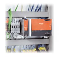 UPS控制单元CP DC UPS 24V 20A/10A魏德米勒不间断电源