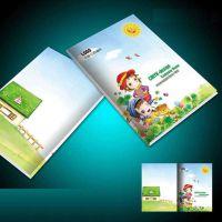 画册印刷企业宣传册设计 铜板纸说明书印制 书籍书刊杂志印刷