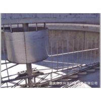 污泥处理桁车式刮泥机 污泥沉淀池 中心传动式刮泥机设备