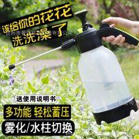 厂家定制 气压式浇花喷壶 洒水壶长嘴园艺喷雾器喷水壶工具批发