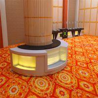 自助餐台施工、酒店自助餐设备、自助餐台设计定制设计制作自助餐台、异形组合式自助餐台
