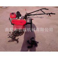 汽油小型微耕机,微耕机汽油松土机 宏瑞自产自销