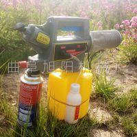 现货供应大棚小型杀虫机摄影制烟专用消杀便携喷雾器