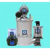 啤酒厂包装机润滑系统 科时敏包装机械专用油脂泵 GRACO电动黄油泵