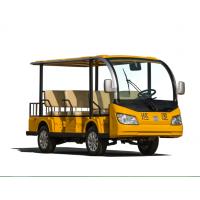 卓越G1S8 八座交流電動觀光車廠家,交流配置,爬坡能力強