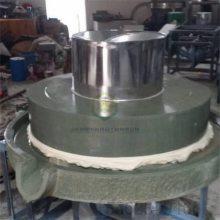 邦腾石磨香油机 椒盐芝麻酱加工 电动石磨芝麻酱机