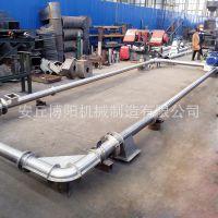 供应电石粉管链机,管链式粉体输送系统