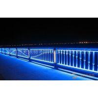 本厂定制304-201不锈钢复合管桥梁护栏河道景观栏杆立柱欢迎咨询