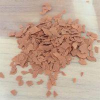 博淼大量供应天然云母岩片 造纸用云母片 质量保证