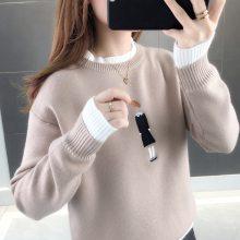 韩版女装杂款厂家库存清仓秋冬针织衫打底衫毛衣外套上衣