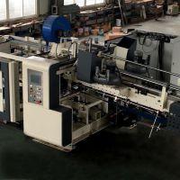 纸箱机械 瓦楞纸箱生产设备机器 高速下折式粘箱机