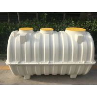 玻璃钢化粪池厂家批发1.5立方化粪池模压工艺