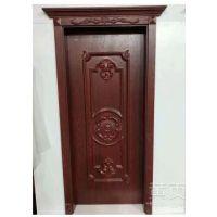 隔音阻燃竹木门 强化复合办公室卧室生态门套装门 实木复合门