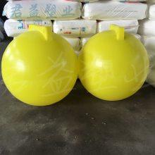 厂家开发研制直径1米塑料浮球 异型浮体浮标君益加工