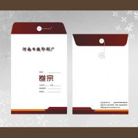 档案袋印刷,文件袋定制,深圳市龙泩印刷包装一站式全程定制服务