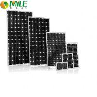 80W的单晶硅太阳能光伏板厂家