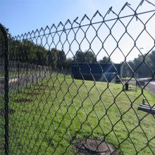 佛山球场围网 网球场围网立柱 钢制护栏