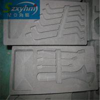 厂家供应 加工成型海棉包装制品高密度高回弹EVA海棉内衬包装