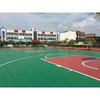 供应5毫米硅PU网球场、露天标准网球场地面翻新造价 世名体育