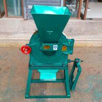 加工量快齿盘玉米磨粉机热销沙克龙除尘粉碎机多功能电动磨粉机