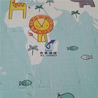 深圳供应卡通加厚地板垫幼儿园EVA地板垫儿童室内拼接EVA爬行垫