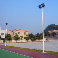 福建球场6米灯杆带镀锌 7米篮球场高杆灯定做 热镀锌灯杆批发厂家