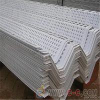 防风抑尘网的用途 港口防风墙 三峰刚性抑尘板