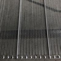 厂家非标定做清洗机网带 不锈钢耐腐蚀双旋网带 材质优良经久耐用