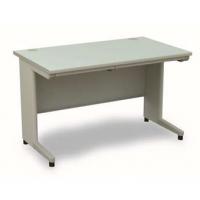 信高写字台(平桌1200×700×740mm)B-127C-D简约现代金属制品