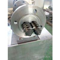 双螺杆膨化机配件,螺杆螺套切割刀片膨化机配电柜螺杆上料机