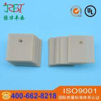 厂家定制AIN氮化铝陶瓷件 0.6*22*28mm陶瓷散热片